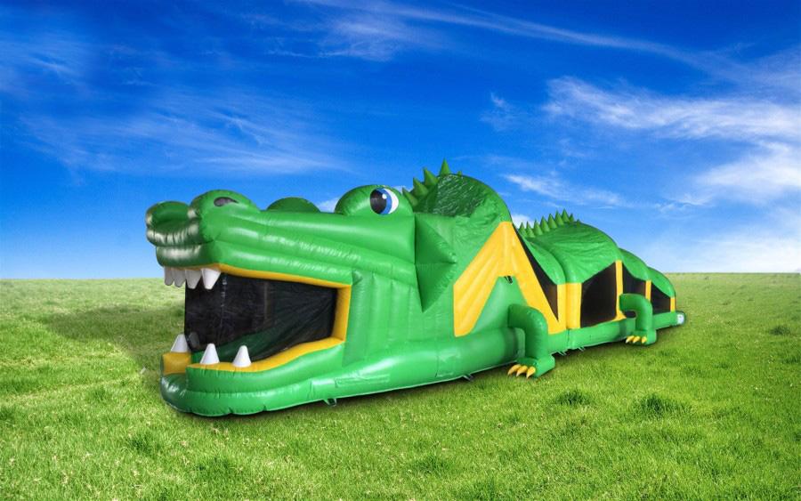 CrocodileObstacleCourse