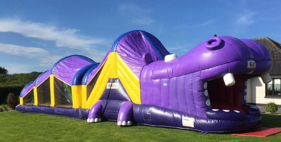 Hippo Obstacle course