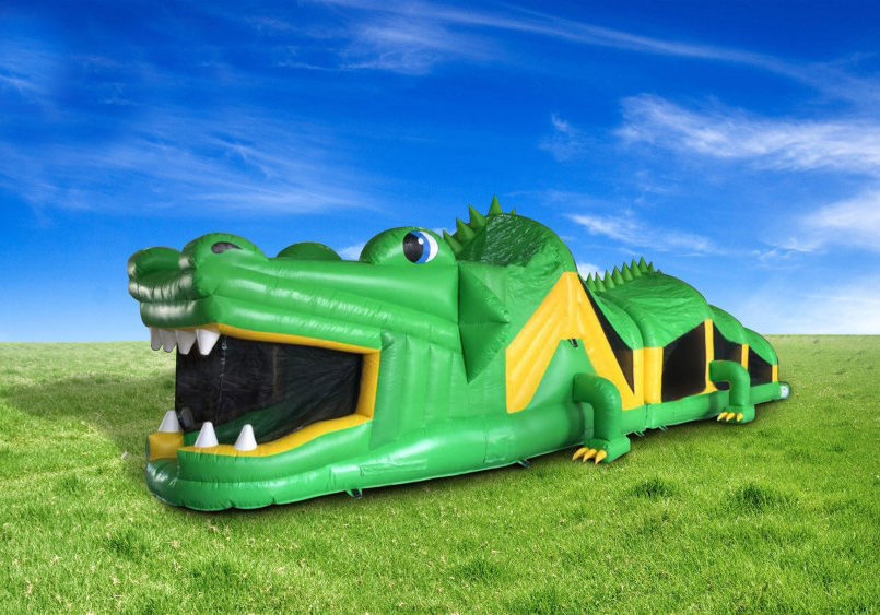 CrocodileObstacleCourse